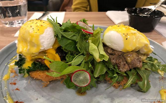Steak & Egg Benedict