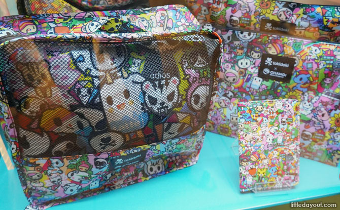 Travel in tokidoki Style