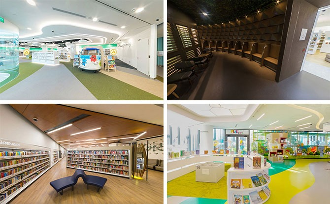 Go On Virtual Tours Of Libraries In Singapore