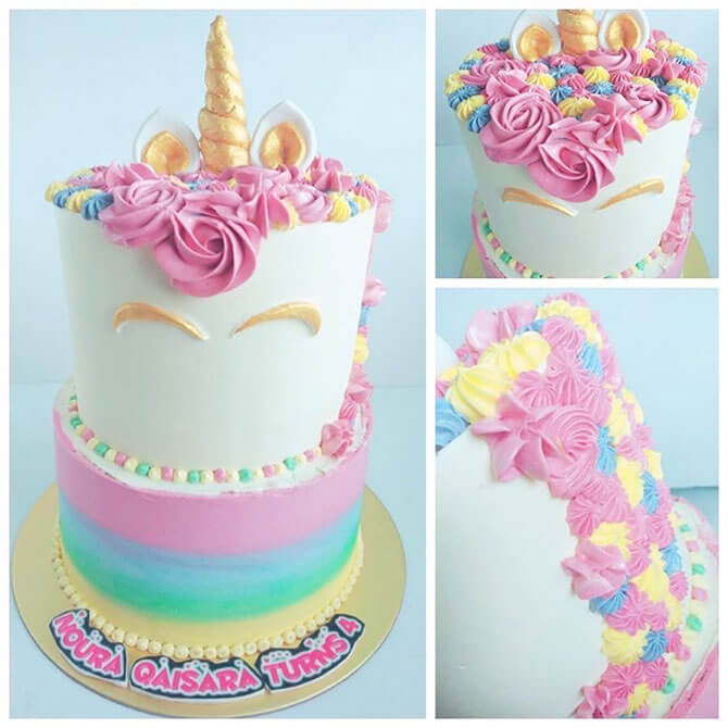 Whiskedbysenorita - Unicorn cakes in Singapore