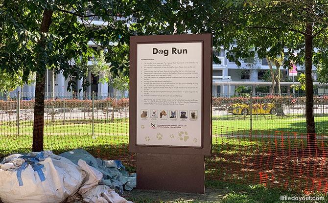 Yishun Park Dog Run
