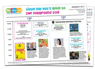 Little Day Out's Guide To SWF Playground 2019