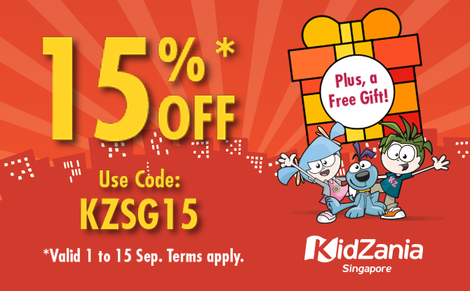 KidZania Singapore September School Holiday 2019 Promotion – Discount Code Alert!