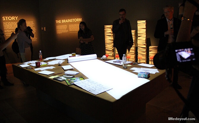 Brainstorm Table