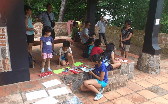 Activities at House No. 1, Chek Jawa Open House