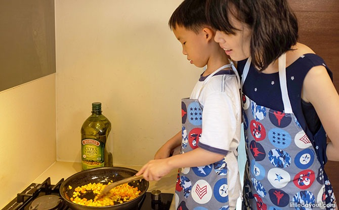 Cooking Fun