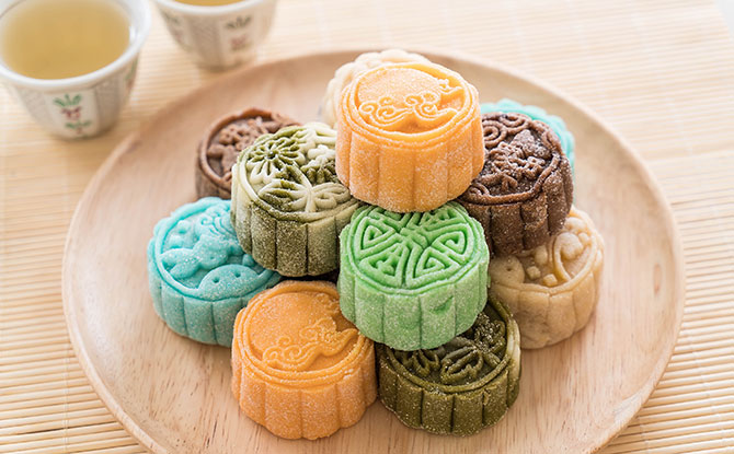 Mooncake-Making Workshop