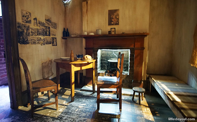 Inside a Melbourne Homestead