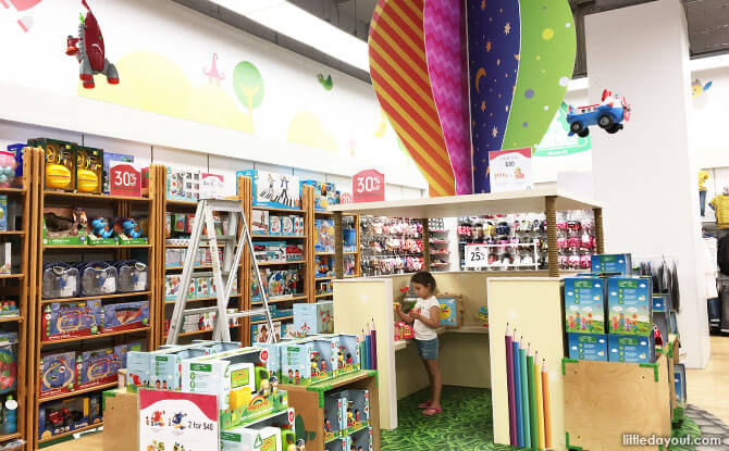 Mothercare at HarbourFront Centre