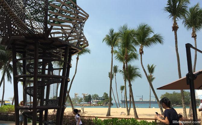 Nestopia at Siloso Beach