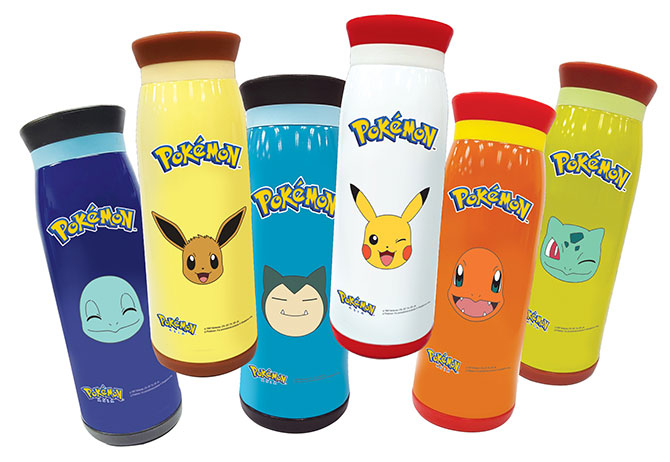 Limited Edition Pokémon Tumblers