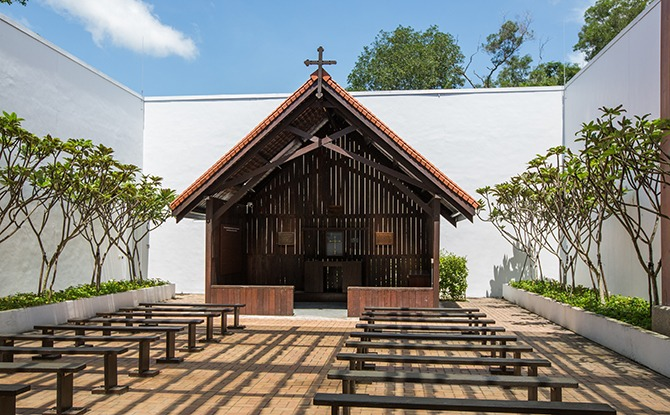 Guided Tours at Changi Chapel & Museum