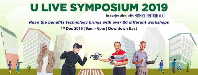 U Live Symposium