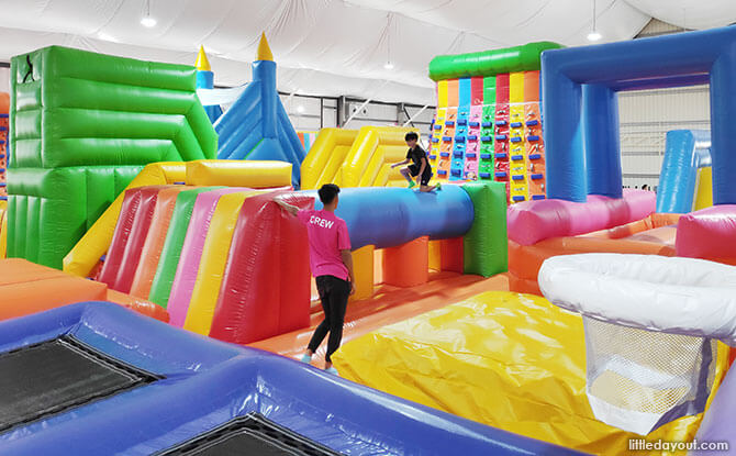 Fun Indoor Playground in the West