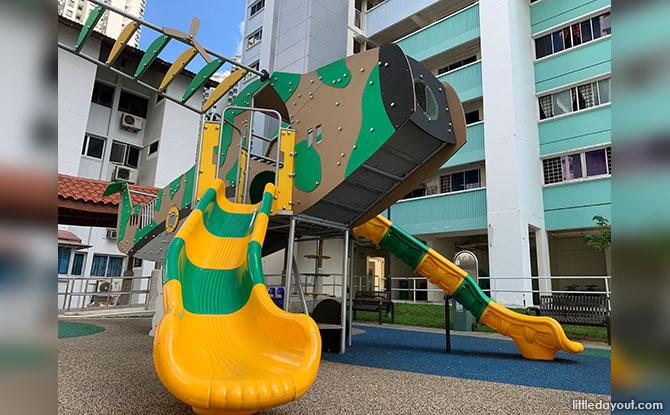 Bukit Batok Street 34 Airplane Playground: Safari Flight, Ready For Take-Off