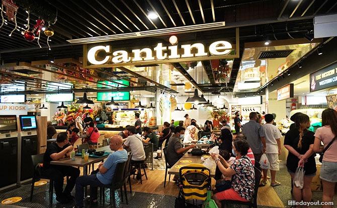 Canberra Plaza Shops Cantine