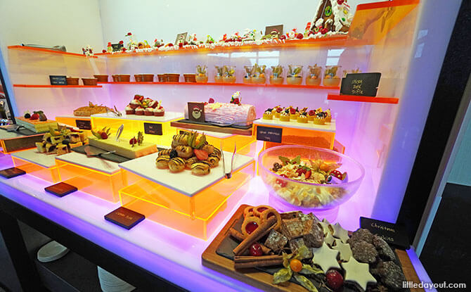 A Rustic Merry Christmas At The Carvery, Park Hotel Alexandra Desserts