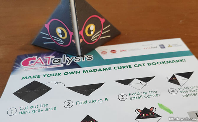 CATalysts bookmark