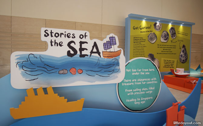 Stories of the Sea, National Museum of Singapore