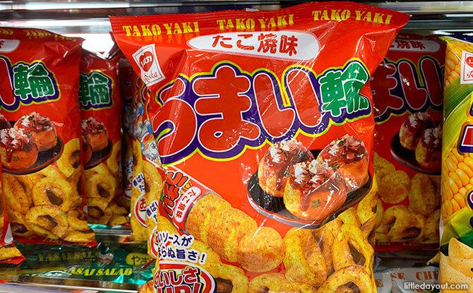 Takoyaki Snacks