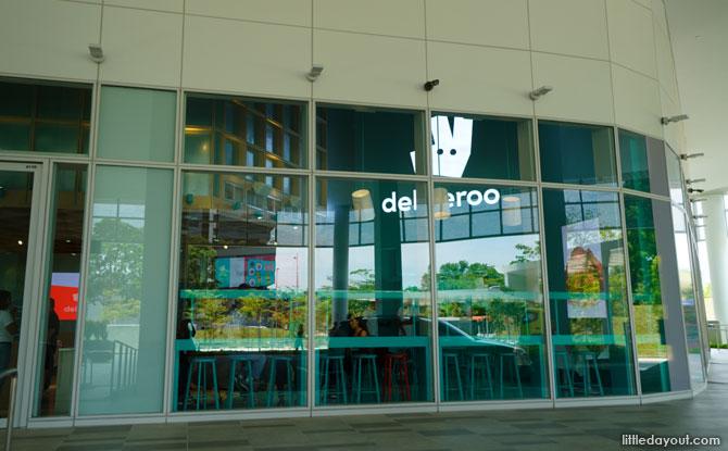Deliveroo Food Market Location, Mediapolis