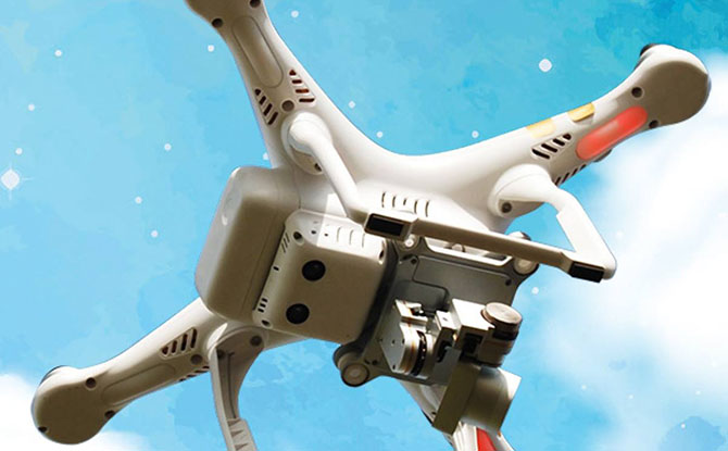 Learn to fly a drone at Science Centre Singapore