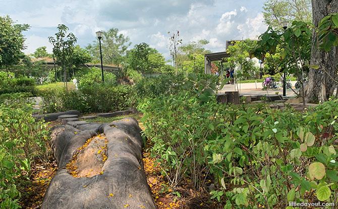 Cyclist Park Nature Playgarden