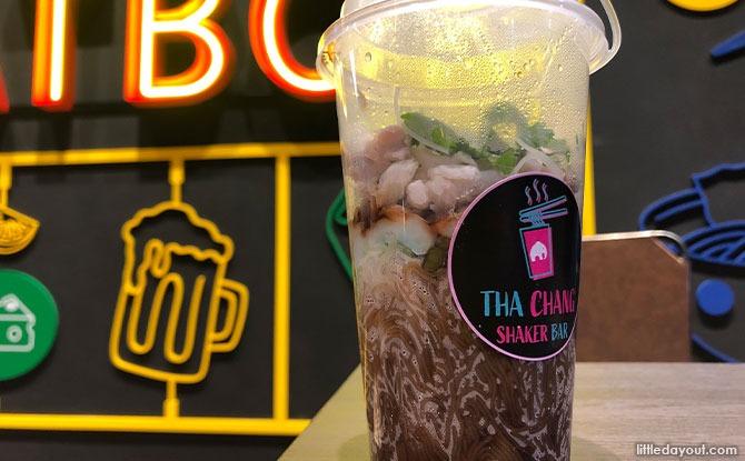 Thachang Shaker Bar