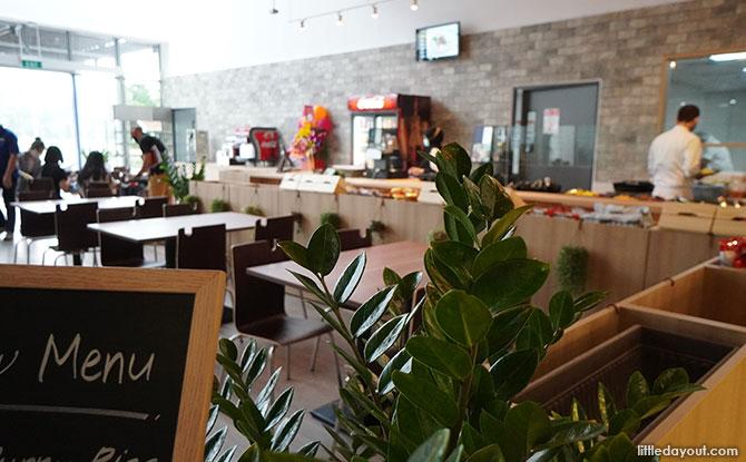 Wild Thyme Café