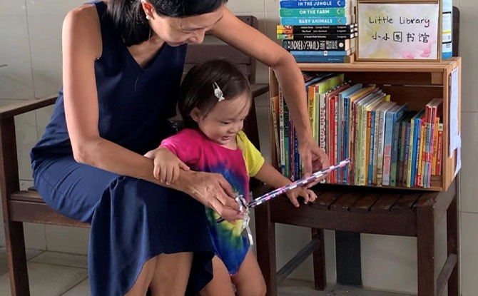 How can our readers start their own library or donate books to one of the little libraries?