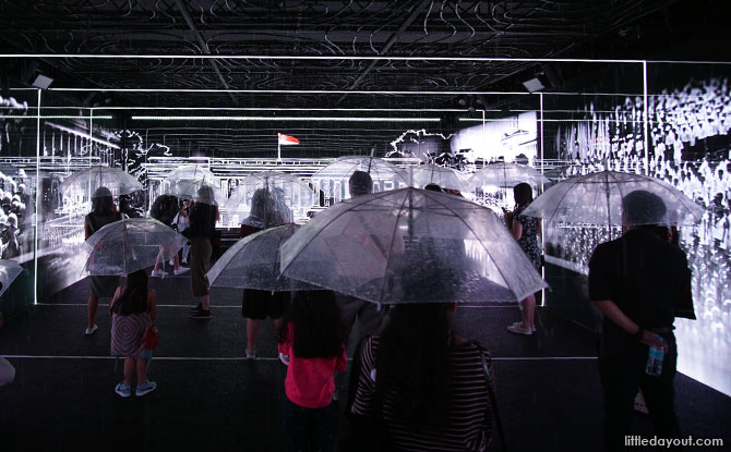 From Singapore to Singaporean: The Bicentennial Experience extended to 1 October to 31 December 2019