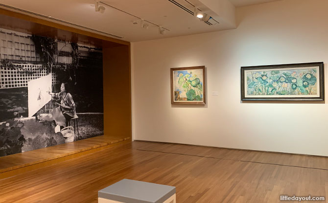Georgette Chen: At Home In The World at National Gallery Singapore