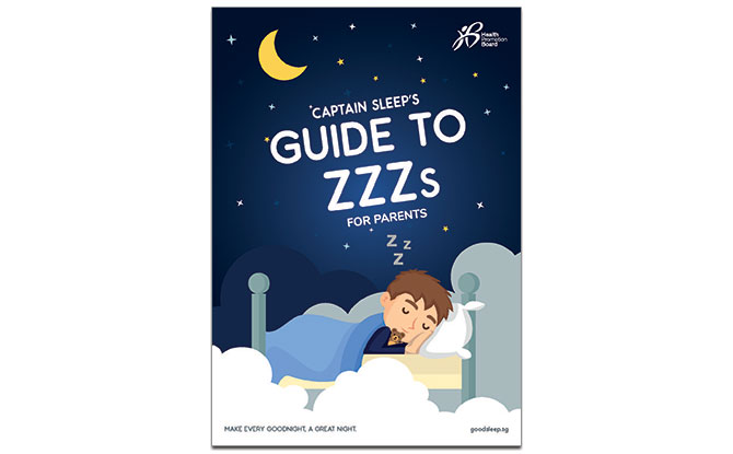 Read The Parents' Good Sleep Guide