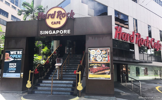 Hard Rock Cafe Singapore Invites Diners To R-OX And Roll This Chinese New Year