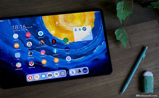 """HUAWEI MatePad Pro 12.6"""" Review: All-Round Tablet For Entertainment & Work"""