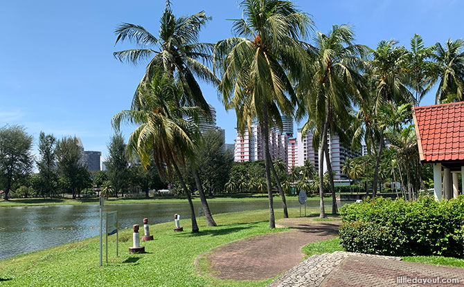Riverine Park