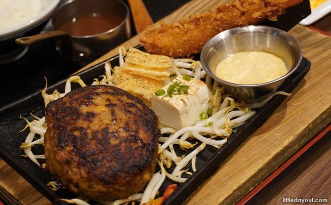 Hamburg Steak Keisuke Review