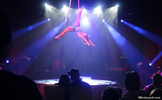 Our review of La Clique Singapore