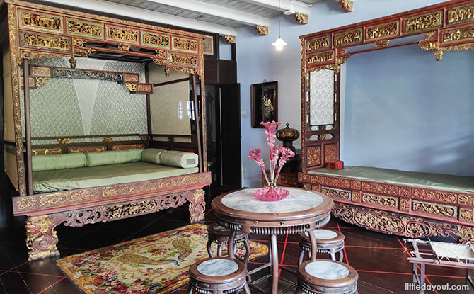 Bedrooms fit for royalty