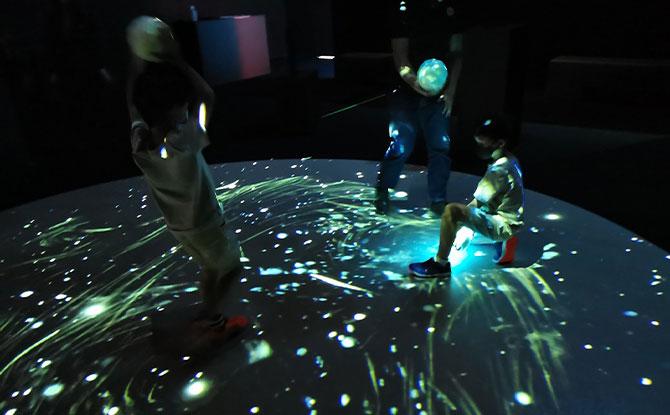 12. Virtual Realms Exhibition at Artscience
