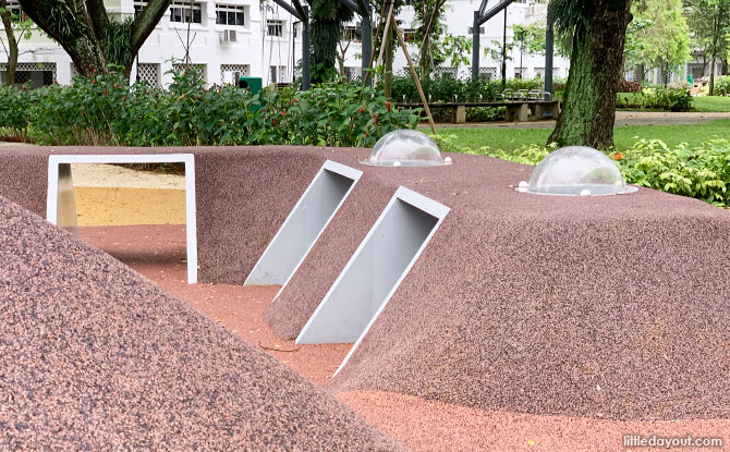 Jurong West Park Playground