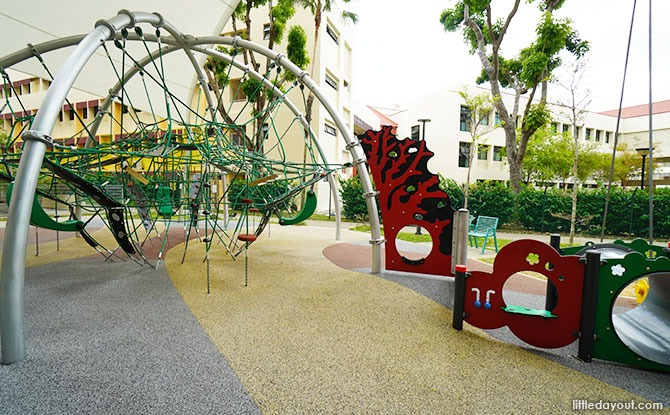 Other Play Equipment at the Tampines St 45 Playground