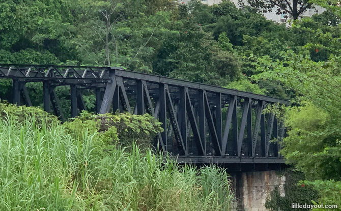 Upper Bukit Timah Truss Bridge