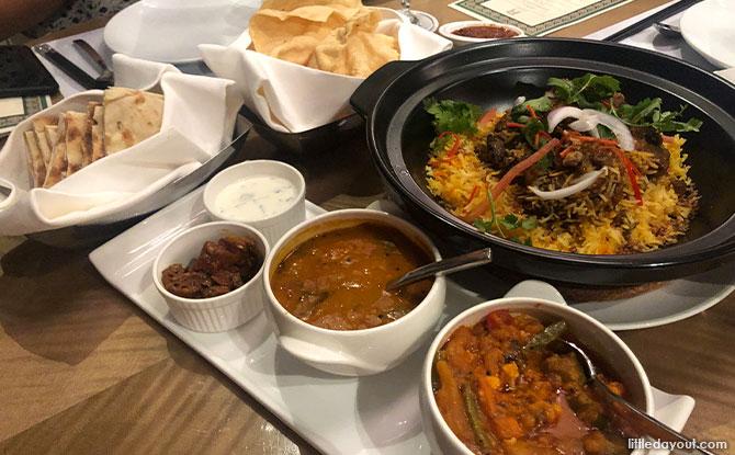 Lamb Shank Nasi Biryani
