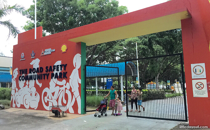 Road Safety Park