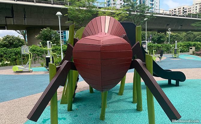 The Giant Ant, Sun Natura Playground