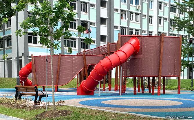 Taman Jurong Park
