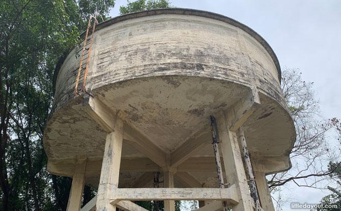 Portsdown Water Tank at Woking Road
