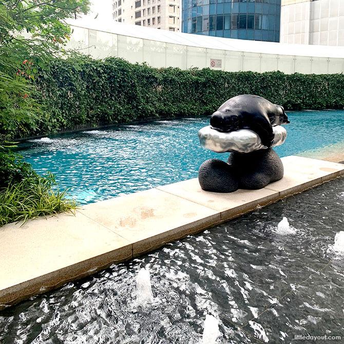 St. Regis Singapore Staycation Hotel Pool