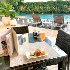 St. Regis Singapore Staycation LaBrezza By the Pool